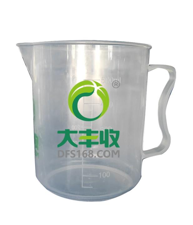 【大丰收定制】带刻度量杯 500ml 1*1个*1个
