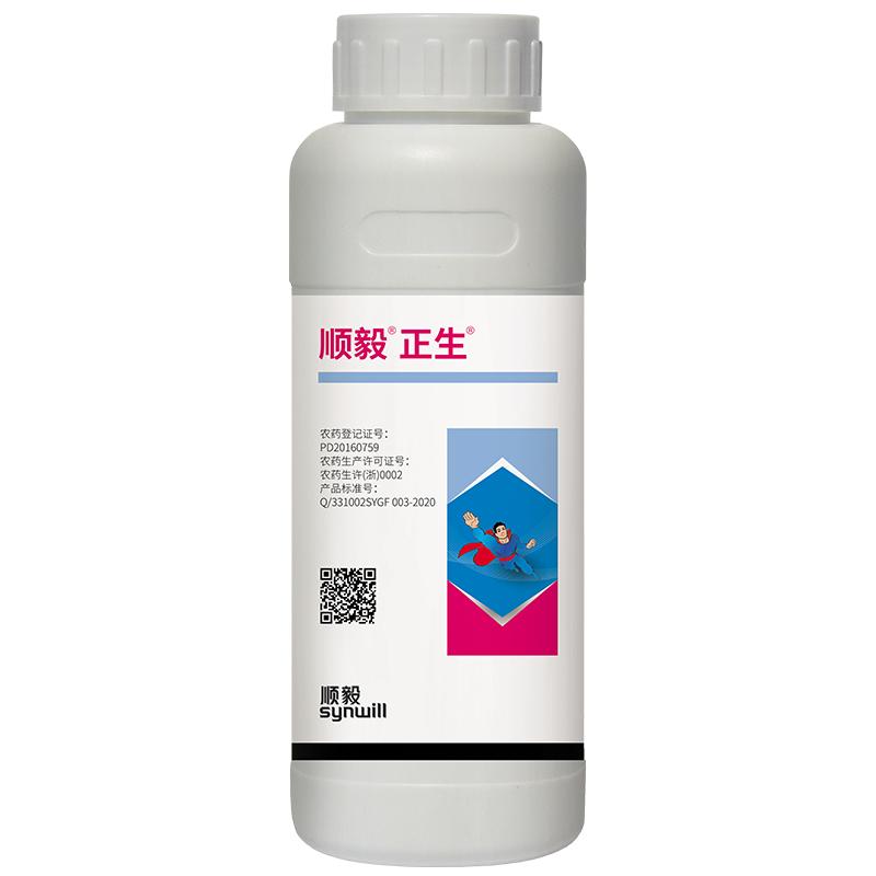 顺毅正生36%喹啉·戊唑醇 悬浮剂 500g 500g*1瓶