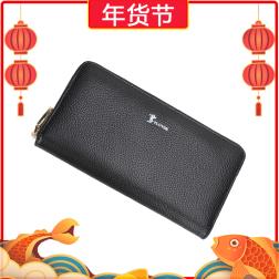 【年货节】PLOVER香港啄木鸟拉链钱包小手包 GD6919-A*1盒