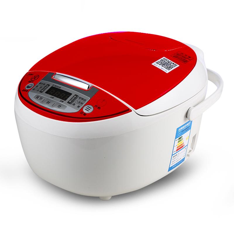 美的电饭煲MB-RF40CJ 红色 1Pcs