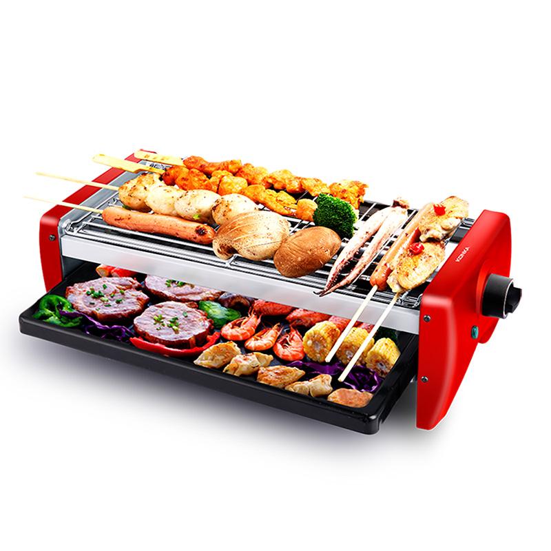 康佳(KONKA) 快乐时光家用无烟电烤炉KGSK-829 1Pcs