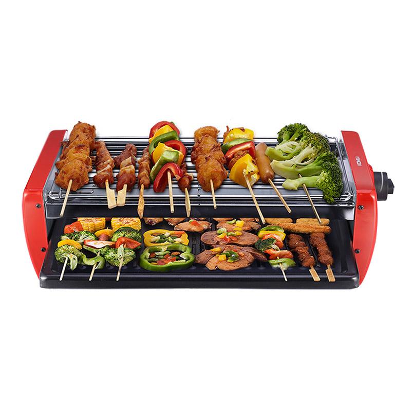 康佳(KONKA) 快乐时光家用无烟电烤炉KGSKGDK-8 1Pcs