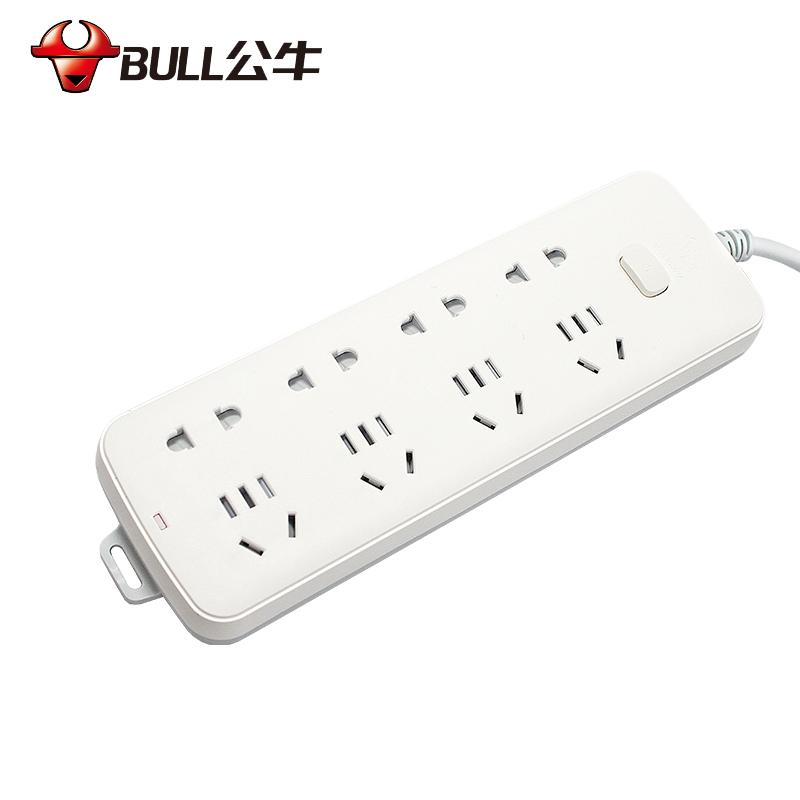 公牛BULL新国标插座S1440 1Pcs