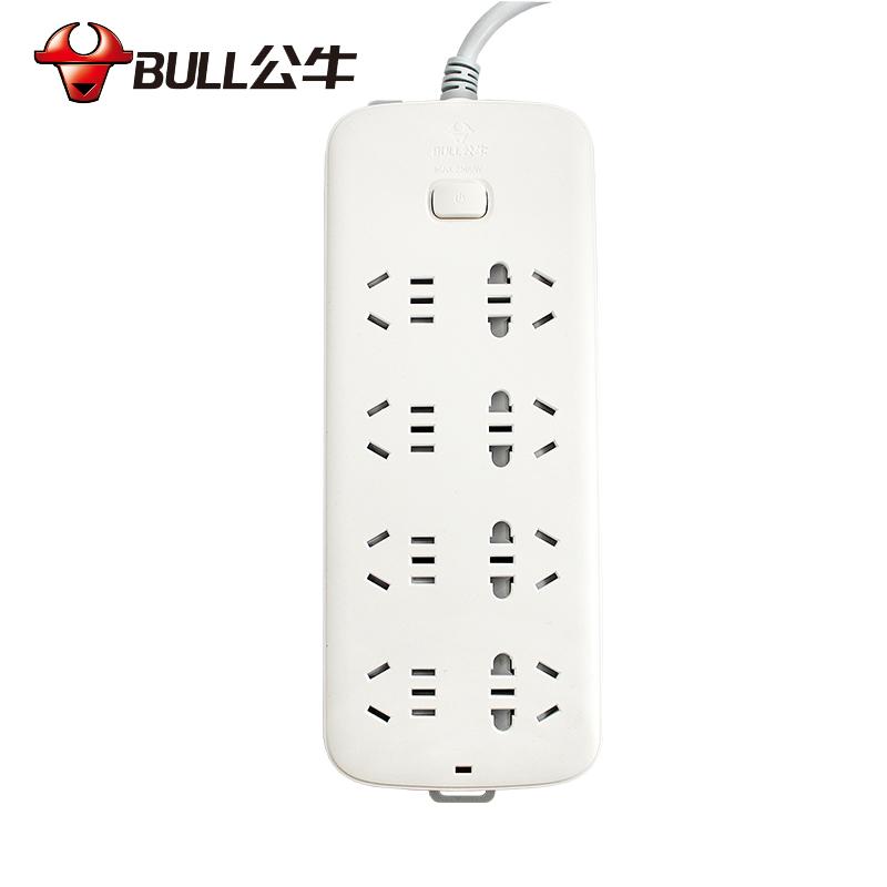 公牛BULL新国标插座S1080 1Pcs