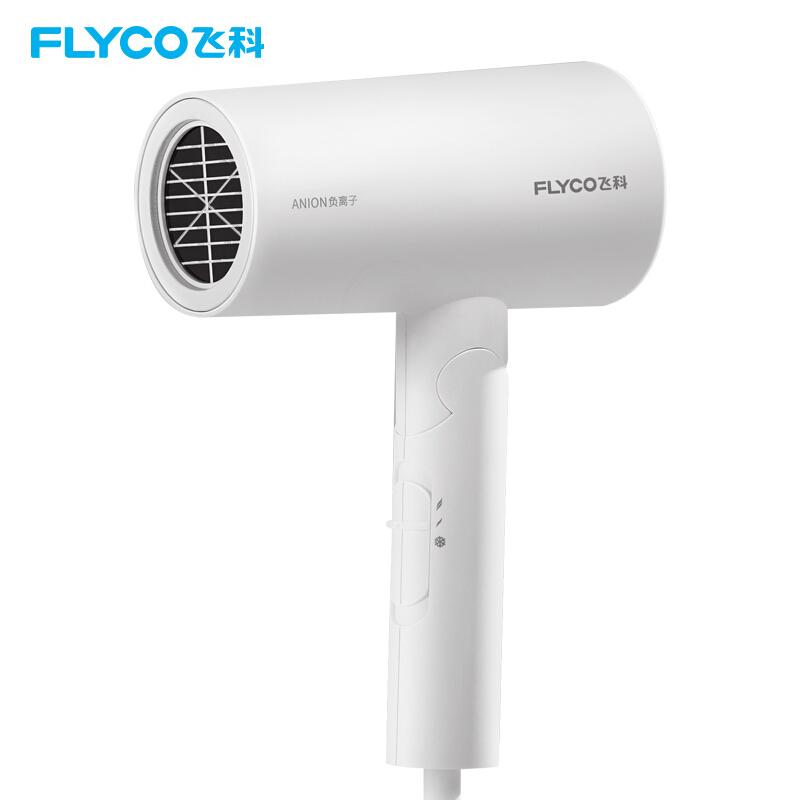 飞科 FLYCO 电吹风机FH6276  白色   1Pcs