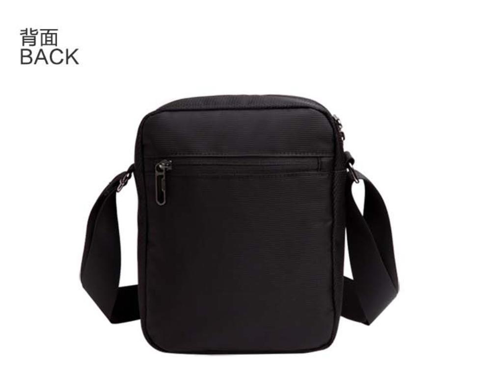 爱华仕挎包OCK5421 黑色  黑色   1Pcs