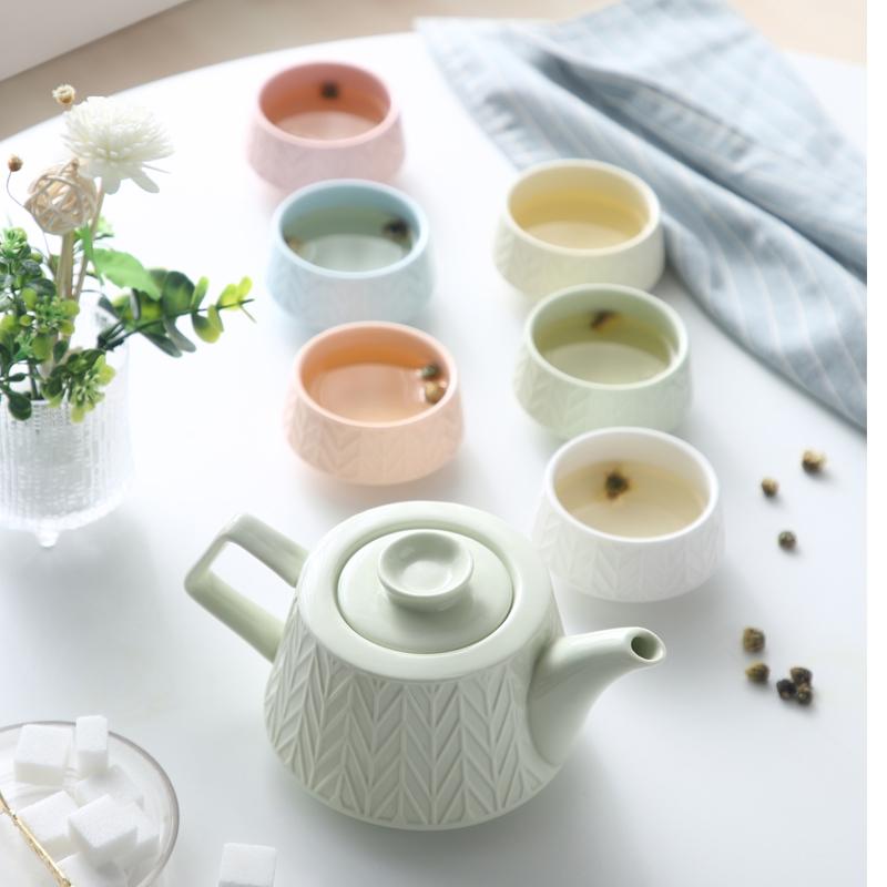 唯都水悦芳华茶具W-S17 图片色 1Pcs