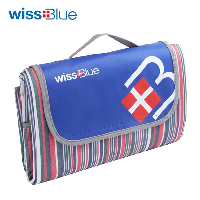 维仕蓝野餐垫WAT9909-B 蓝色 1Pcs