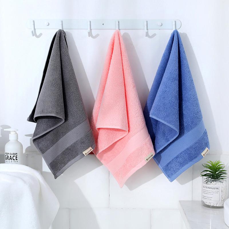 洁丽雅  双条毛巾礼盒1颜色混色发货雅棉2 随机 1Pcs
