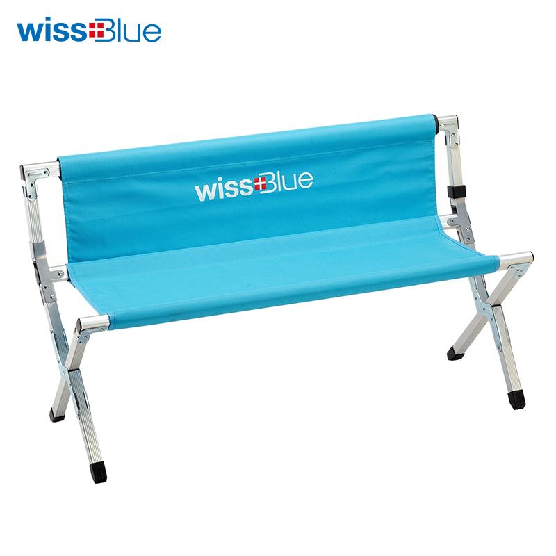 维仕蓝折叠排椅WD5023 极光色 1Pcs