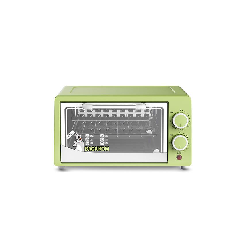 大卫贝肯多功能电烤箱KB12-F  松石绿   1Pcs