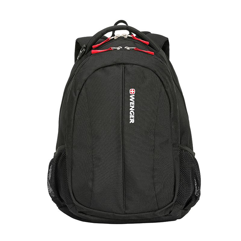 超轻大容量旅行双肩背包  黑色 1Pcs