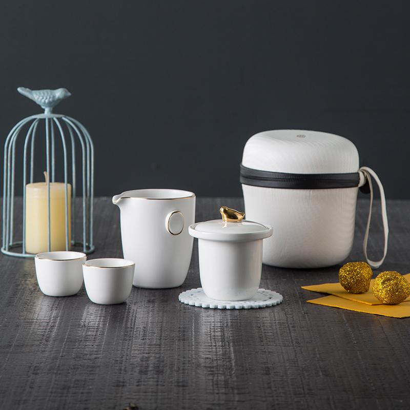 唯都 水悦伴侣茶具 W-S35  白色   1Pcs