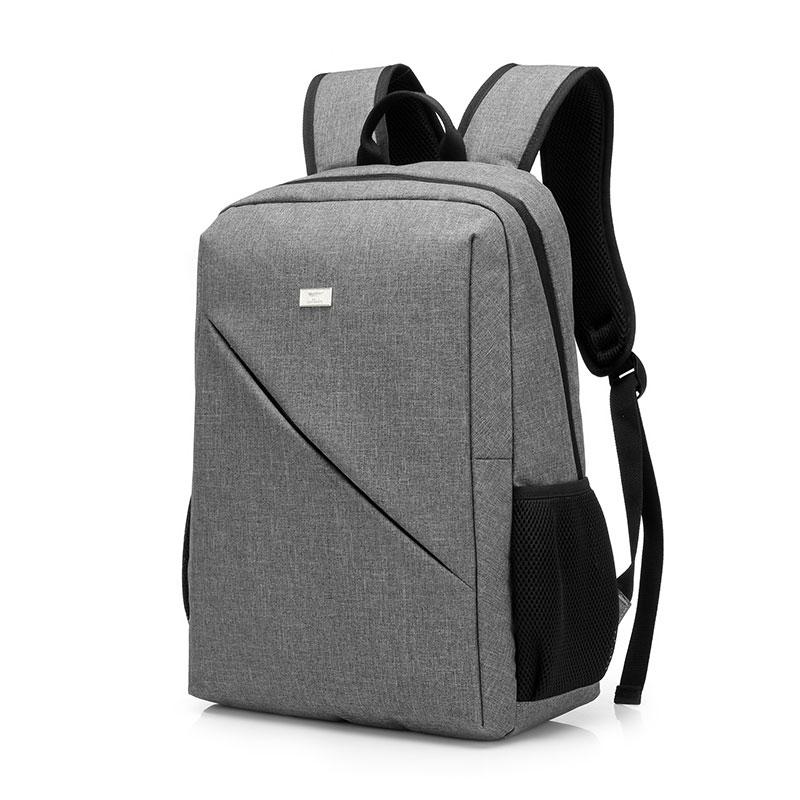 七匹狼时尚休闲双肩背包CD001845-1  灰色   1Pcs