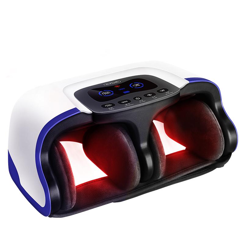 何浩明双膝气压按摩仪(标准版)DH132AW 白色 1Pcs