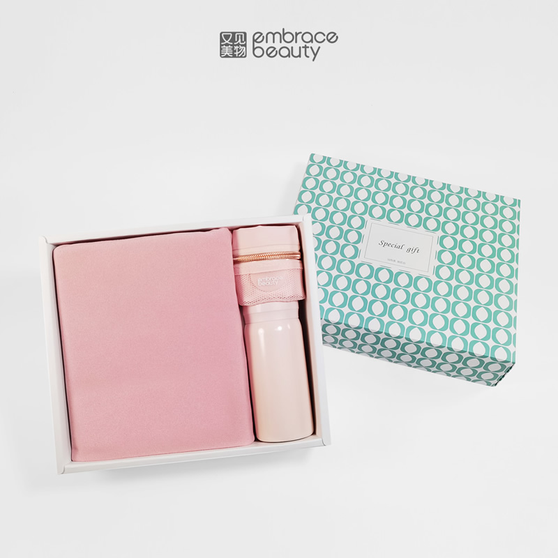 温暖三件套礼盒B款   EB3Z02  粉色   1Pcs