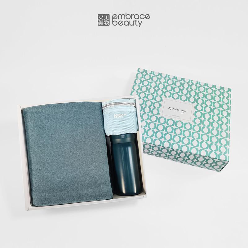 温暖三件套礼盒B款   EB3Z02  灰色   1Pcs