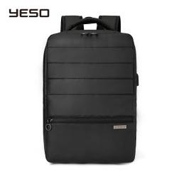 户外大师 YESO 双肩包 L1001-06 黑色 1件