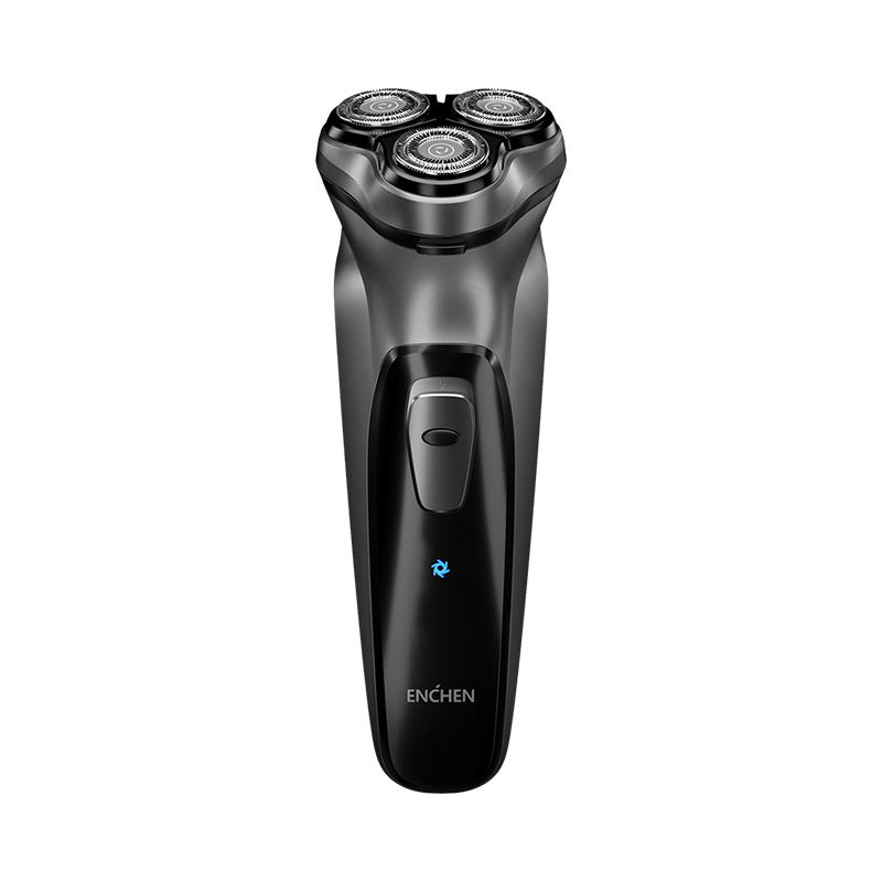 映趣BlackStone剃须刀电动3D刮胡刀刀头水洗智能充电 1件