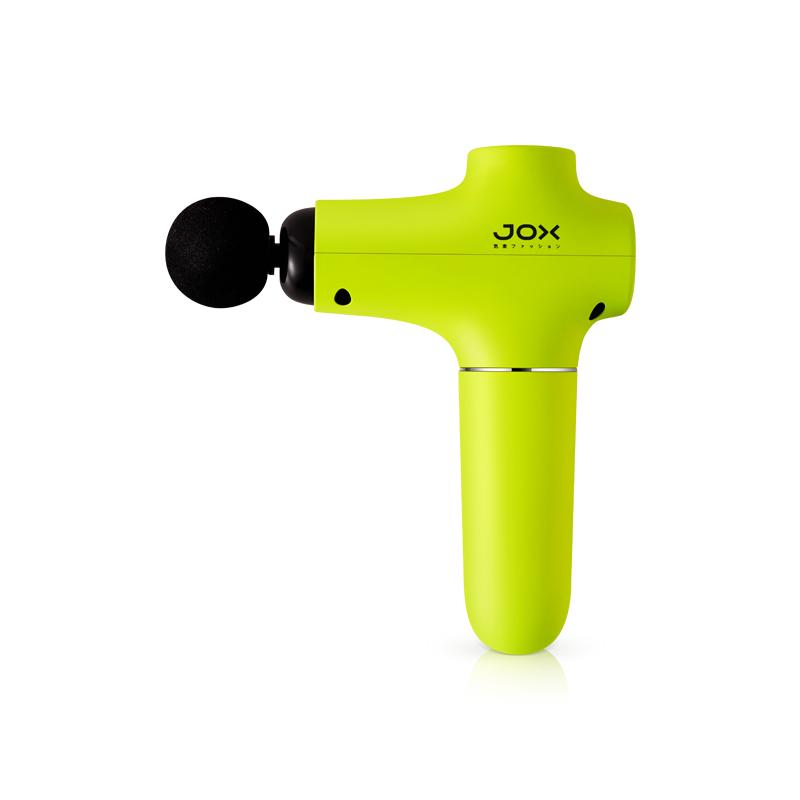 JOXPro3筋膜枪按摩小锤深层肌肉放松神器按摩机器荧光绿 1件