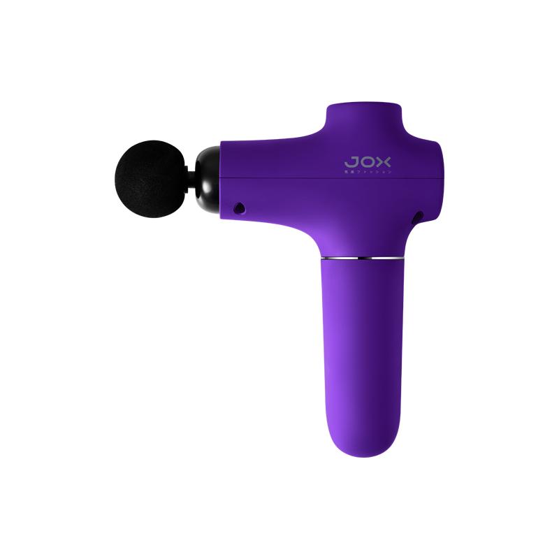 JOXPro3筋膜枪按摩小锤深层肌肉放松神器按摩机器紫色 1件