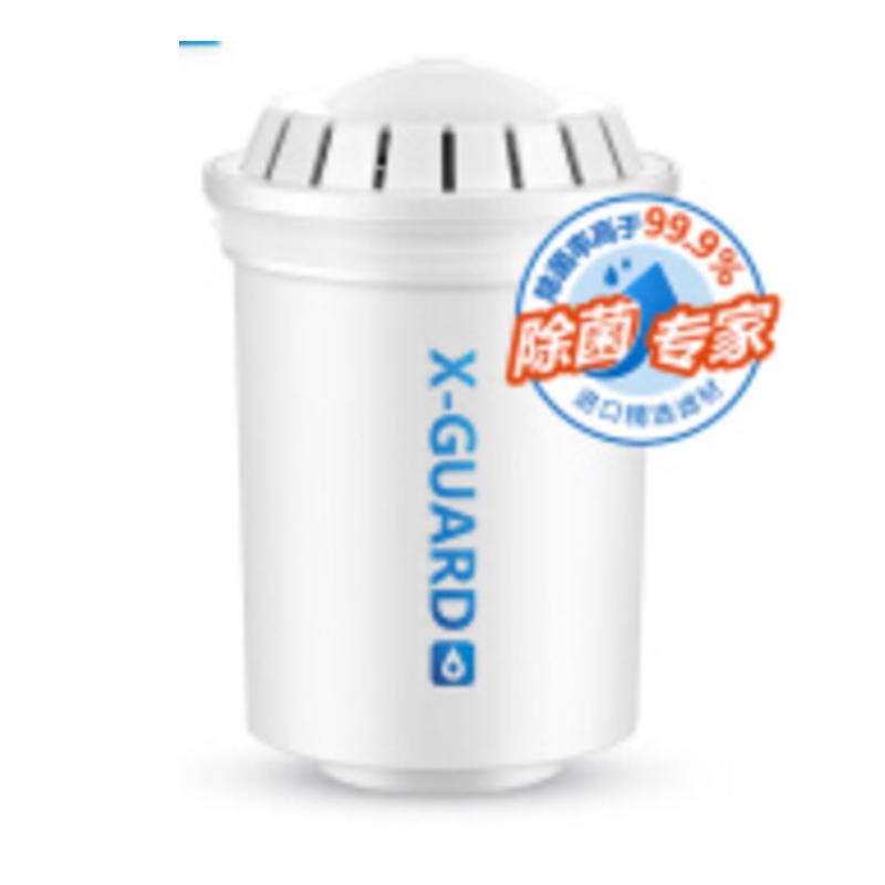 飞利浦超滤除菌净水壶WP2802 1件
