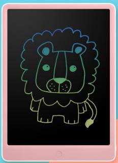 小寻12寸智能彩色液晶手写板3代粉色 1件