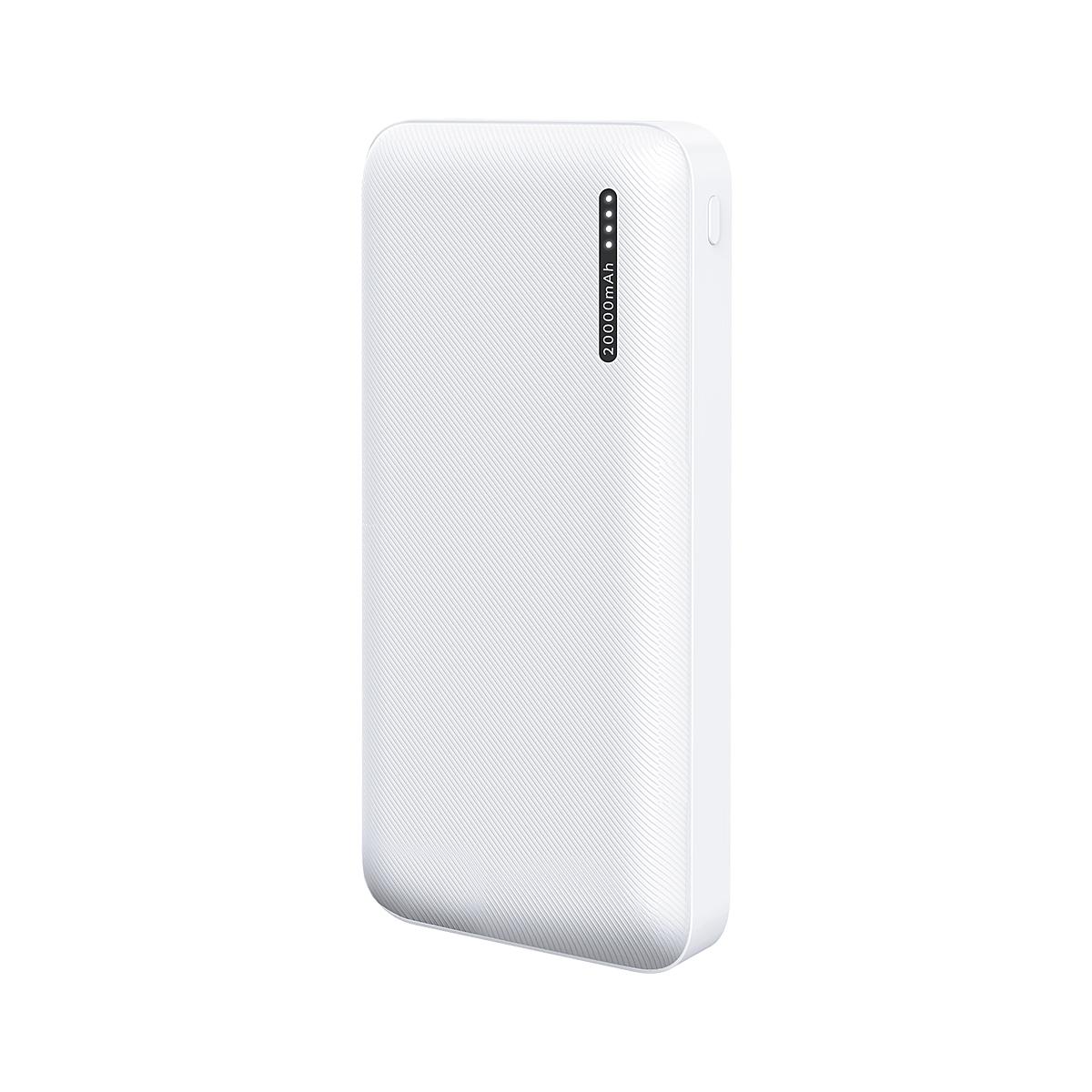 奇克摩克 便携充电宝20000毫安简约高颜值通用移动电源 1件