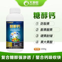 【丰创惠选】 糖醇钙水剂 1kg 1kg*1瓶