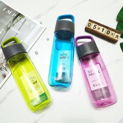 乐扣乐扣(LOCK&LOCK)塑料运动水瓶590ML 1Pcs