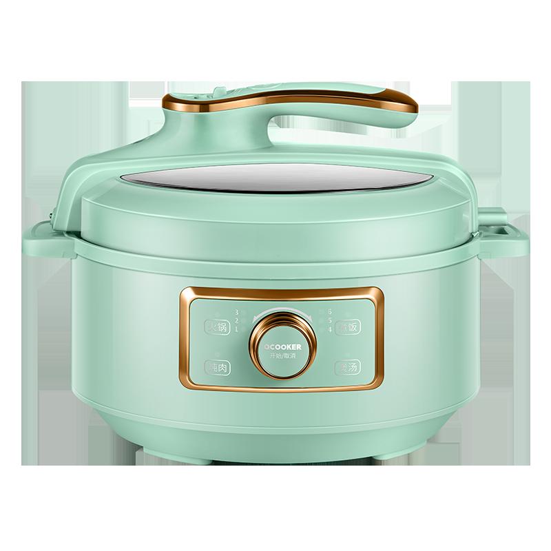 圈厨 智能电压力锅原汁锅家用3升小型多功能锅 1Pcs