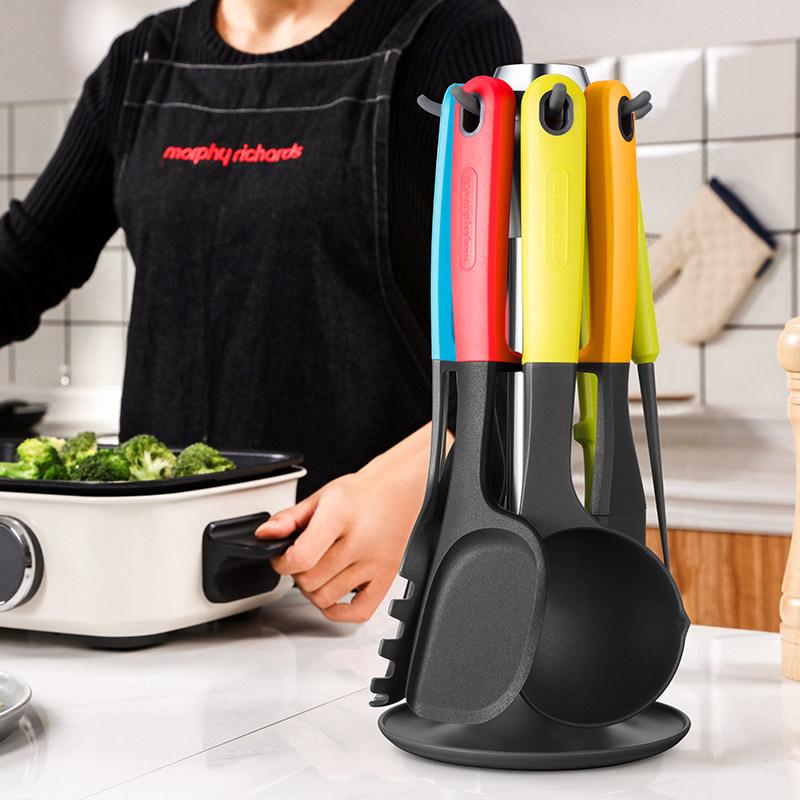 摩飞 硅胶厨具套装配件锅铲烹饪厨具 1Pcs