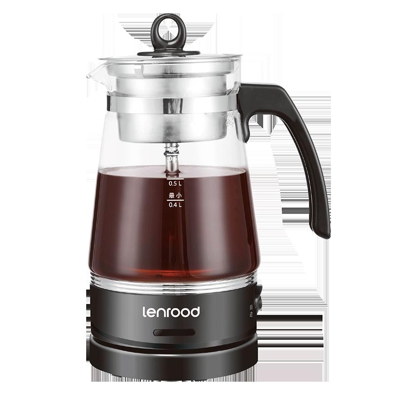 邻鹿 煮茶器电热全自动蒸汽煮茶壶 1Pcs
