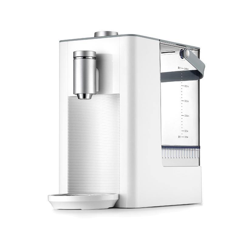 北鼎 即热式饮水机 智能8段控温 S601 钢琴白 1Pcs