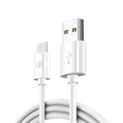D8安卓数据线 1米充电线支持华为小米vivo/oppo红米 1Pcs
