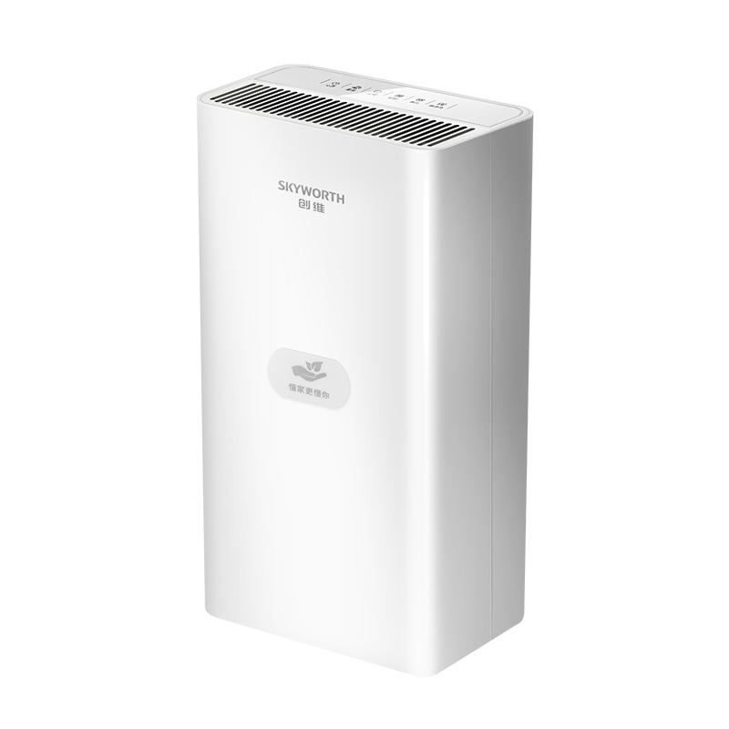 创维智能室内空气净化器负离子除甲醛pm2.5遥控豪华消毒机 1Pcs