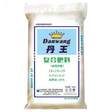 武汉中农  丹王  复合肥料 19-19-19(50kg)