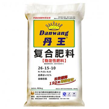 武汉中农 丹王  玉米专用肥 26-15-10(40kg)