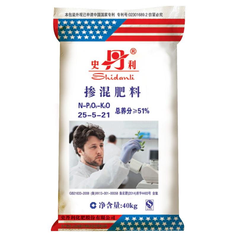 史丹利掺混肥料 25-5-21(40kg)