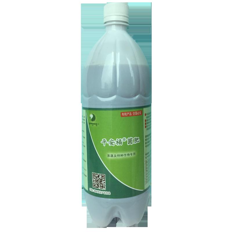 平安福 微生物菌剂 有效活菌数≥20亿/ml 1000ml*1瓶