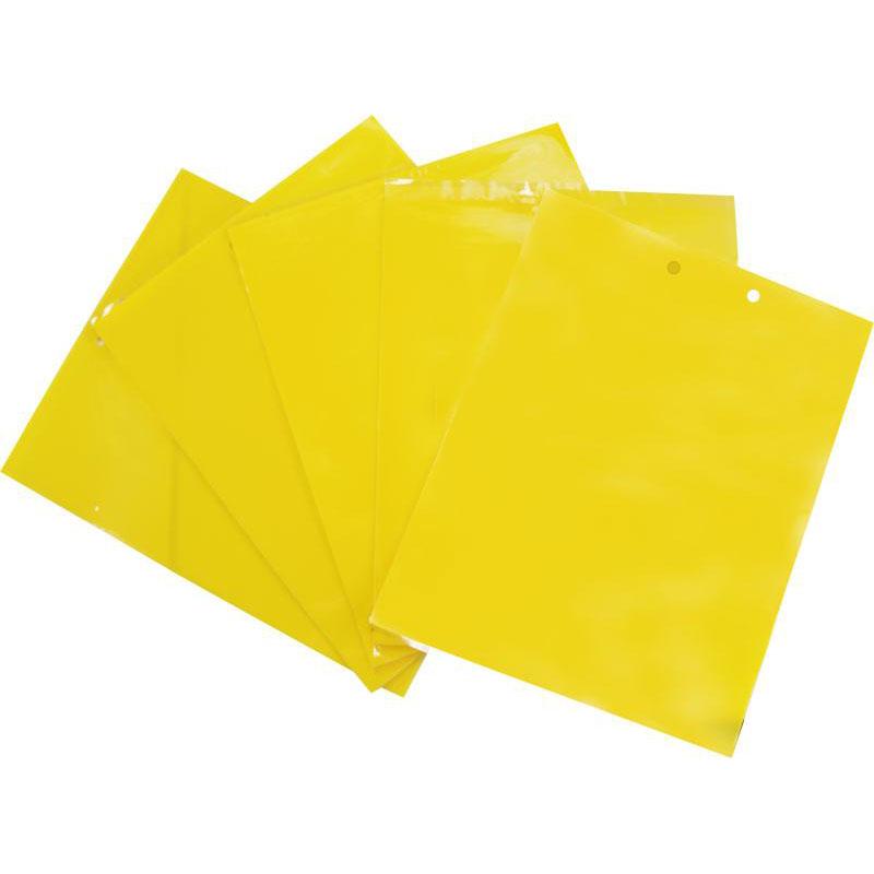 覆膜诱虫黄板25cm*20cm 20张*袋 1袋*1袋
