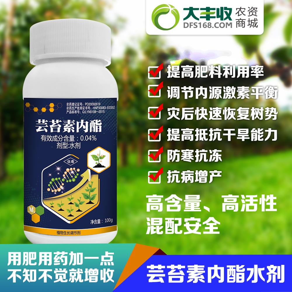 【丰创严选】0.04%芸苔素内酯水剂100g 100g*1瓶