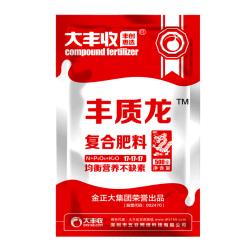 丰质龙17-17-17黄腐多微硫酸钾复合肥500g 500g*1袋