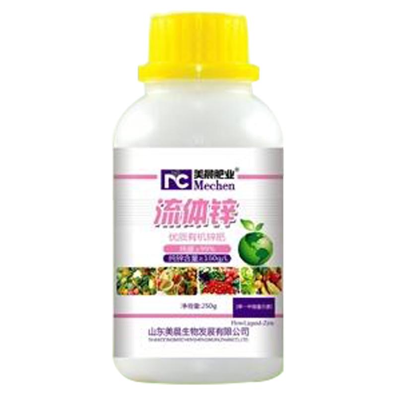美晨 芭润流体锌 锌含量≥160g/L(250g)肥料