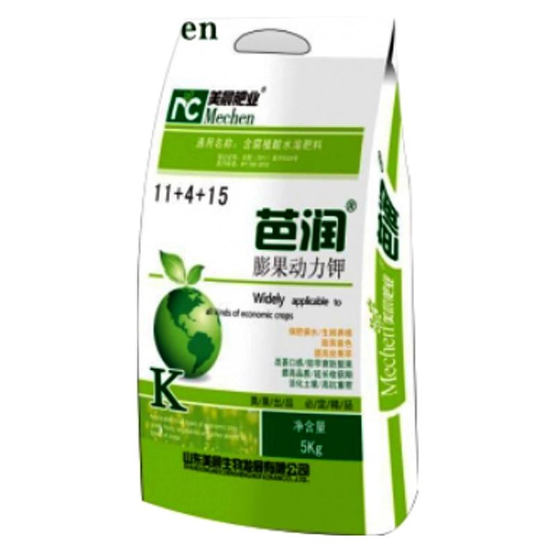 美晨 芭润膨果动力钾 氮≥11% 磷≥4% 钾≥15%